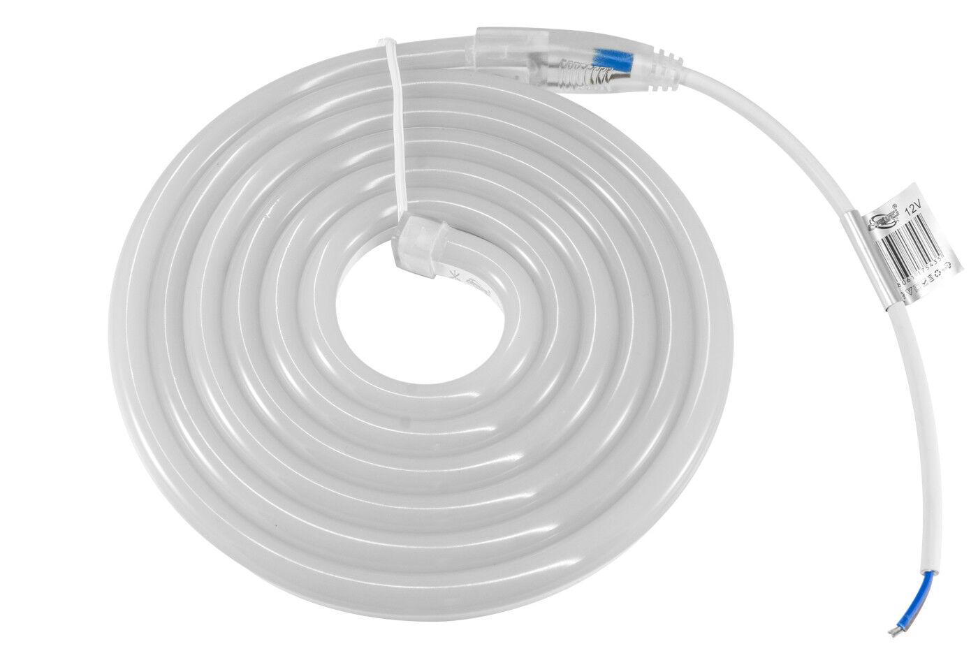 striscia led 2 metri luce naturale flessibile tubo