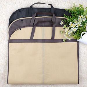 Kleidersack-Kleiderhuelle-Schutzhuelle-Kleider-Huelle-150-x-60-cm-Farbe-waehlen-Z1K9