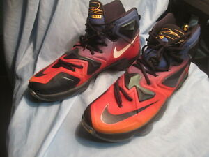 133705f123e NIKE LEBRON XIII 13 DB DOERNBECHER SZ 12.5 12 1 2 Basketball Shoes ...