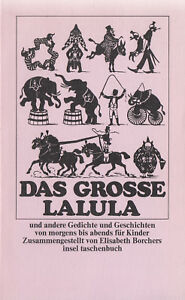 Details Zu In Das Grosse Lalula Und Andere Gedichte Und Geschichten 91 C