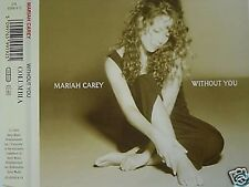 MARIAH CAREY WITHOUT YOU MAXI CD