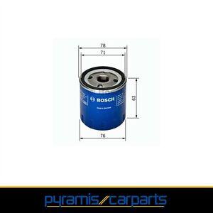 NEU-1x-BOSCH-F026407022-Olfilter-Opel-Vivaro-Renault-Clio-Espace-11-95-Einheit