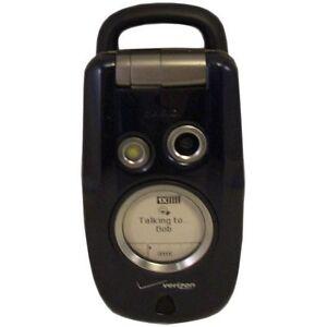 Pack-of-2-Verizon-Casio-C211-GzOne-Type-S-Hitachi-Blue-Dummy-Toy-Cellphones