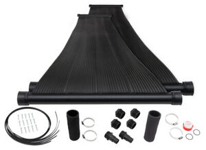 2 2 X12 Sunquest Solar Pool Heater With Couplers And Roof