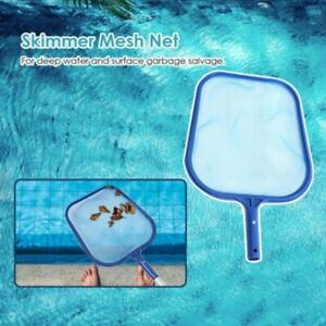 Skimming Pool Leaf Net Skimmer for Swimming Pool Cleaning Supplies ...
