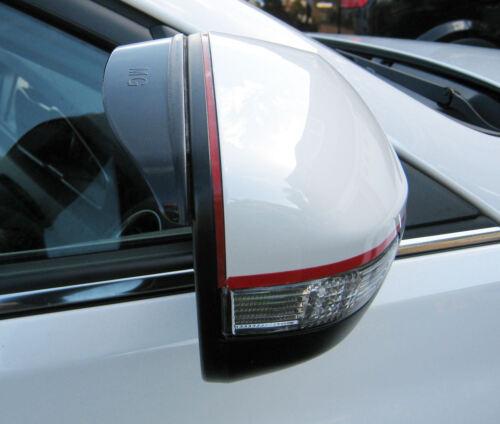 MG6 aile miroir pluie déflecteurs superbe mg 6 véritable société britannique paire