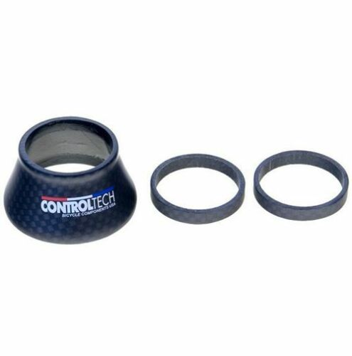 ControlTech Carbon Flared Spacer for 31.8 (1 1/8) steer tube  25mm Spacer