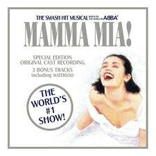 MAMMA MIA MUSICAL CD SPECIAL EDITION +3 TRACKS ABBA NEU