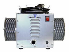 3-stage HVLP paint sprayer replacement turbine motor