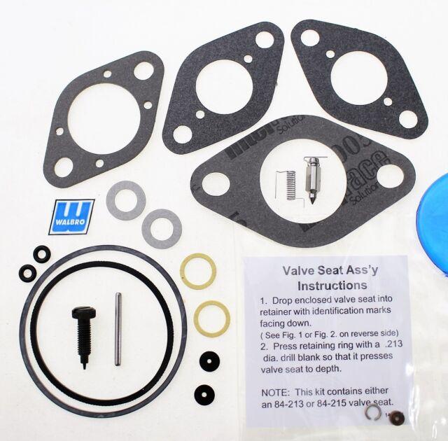 Carburetor Kit fit Onan 4 BF 1R/9000 4 BF 1 Engine 146-169 LMB181 Generator  WA40