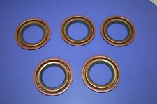 5 Pack Gm Chevy Aluminium Powerglide St300 Transmission Front Pump Oil Seals
