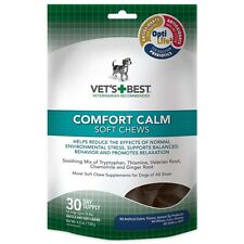 Vet's Best Comfort Calm Dog Soft Chews Promotes Relaxation Month Supply 30 ct.
