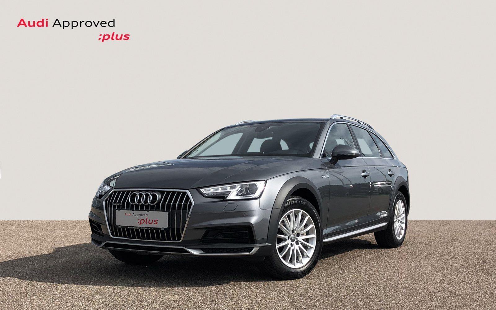 Audi A4 allroad 2,0 TDi 190 quattro S-tr. 5d - 540.000 kr.