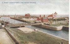 The Swing Bridge, LOWESTOFT, Suffolk