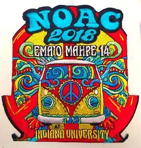 OA EMA/'O MAHPE LODGE 14 2018 NOAC SET