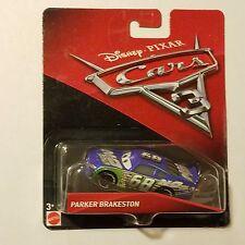 Disney Pixar Cars 3 Parker Brakeston N2O Cola # 68 Mattel Diecast 1:55 Scale