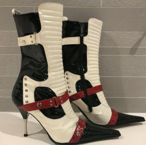 Vtg Sz. 7 90's does 70's El Dantes Designer Boots.