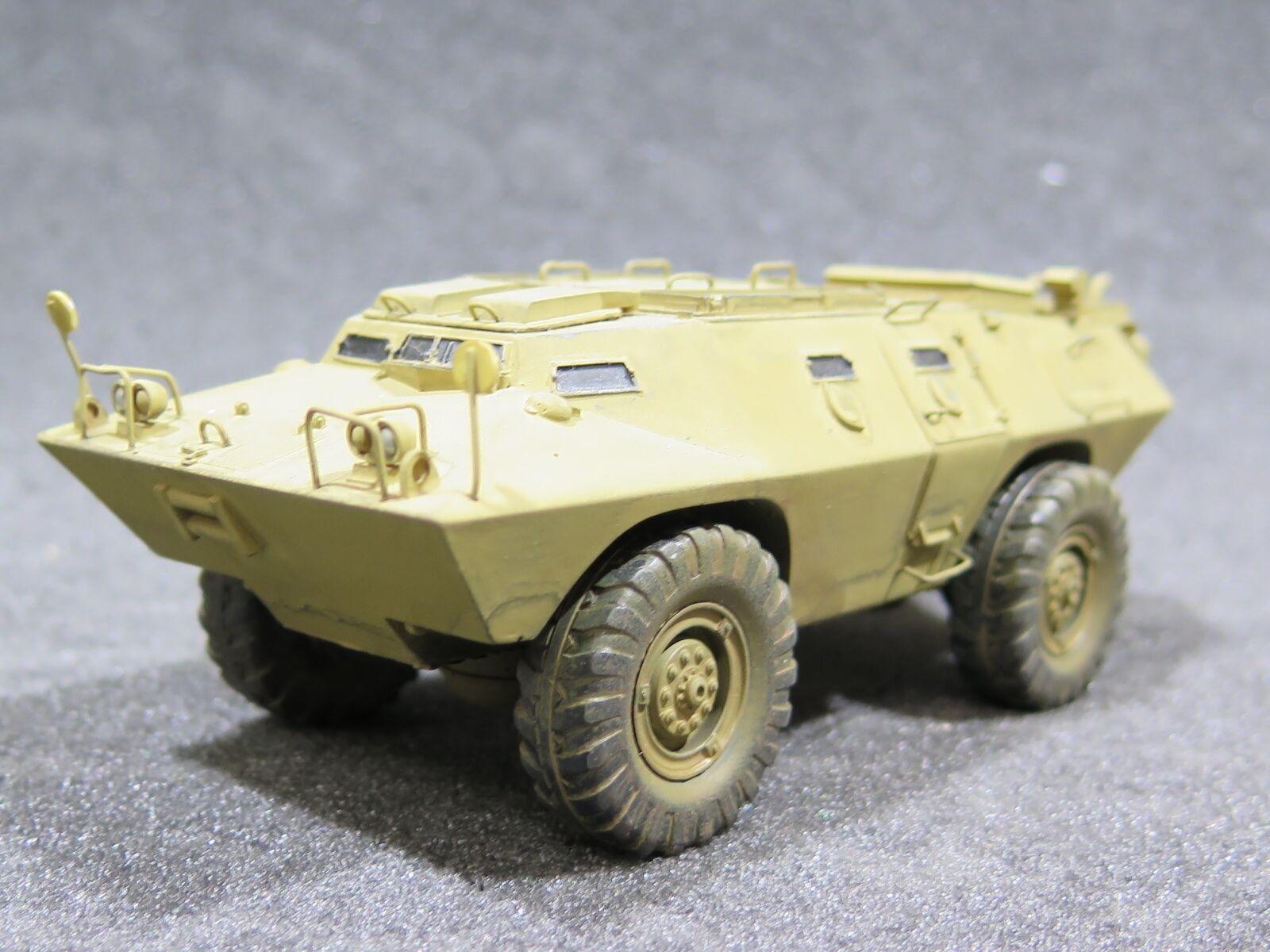 MI0607 1 35 PRO BUILT - Resin Velinden V-150 Mortar Carrier
