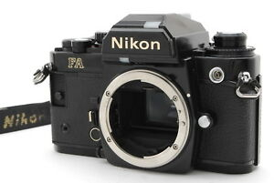 APPEARANCE-NEAR-MINT-Nikon-FA-35mm-SLR-Film-Camera-Body-Only-from-Japan