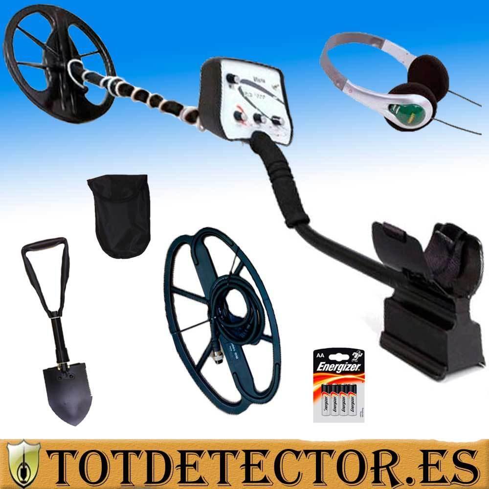 Detector de Metales Deeptech Vista RG1000 V2 + Accesorios   increíbles descuentos