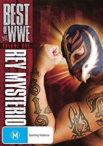1 of 1 - WWE  - Best Of Rey Mysterio (DVD) NEW/SEALED [Region 4] Wrestling