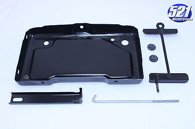 Mopar Battery Tray Brace Bracket Hold Down Kit 63-65 Dart Valiant Barracuda NEW