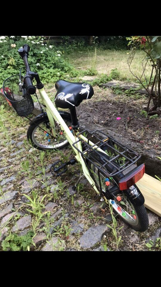 Pigecykel, citybike, Winther