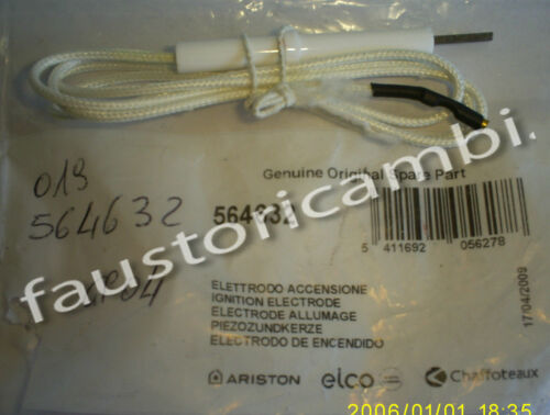MTS ARISTON CALDAIA CANDELA ACCENSIONE 564632
