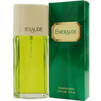Emeraude By Coty For Women-cologne Spray-2.5 Oz-75 Ml-authentic-made In Usa