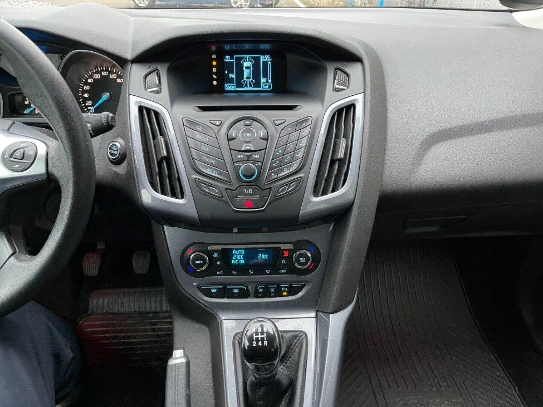 Ford Focus 1,0 SCTi 100 Titanium stc. - billede 10