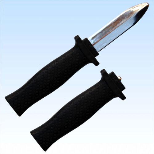 zum Zaubern und verblüffen Trickmesser Zauberartikel Einziehbares Messer