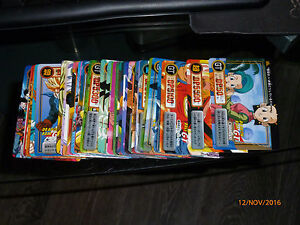 DRAGON BALL GT Z DBZ HONDAN PART 29 CARD REG CARTE A L'UNITE/CHOOSE FROM LIST