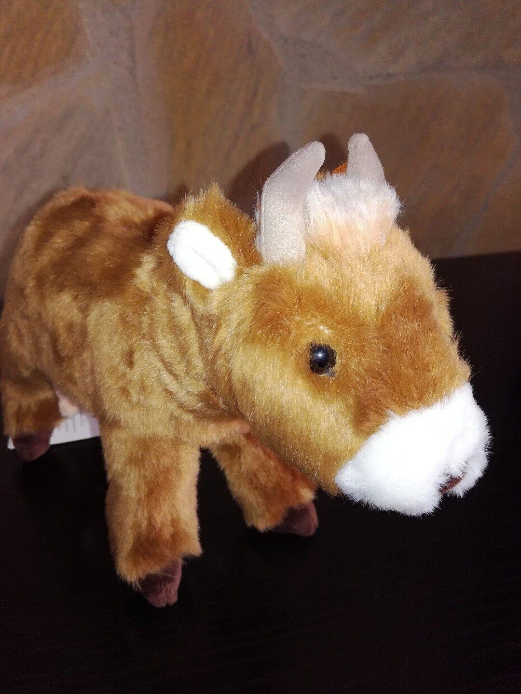 STEIFF® Kuh NEU+OVP mit Etiketten  | Vorzüglich