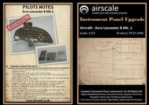 Airscale-PE32LANC-1-32-Lancaster-B-Mk-1-Cockpit-Details