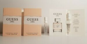 GUESS 1981 By GUESS PERFUME FOR WOMEN EDT SPRAY * 1.5ml ...