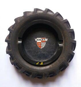 POSACENERE CEAT portacenere pubblicitario vintage pubblicità gomma pneumatici