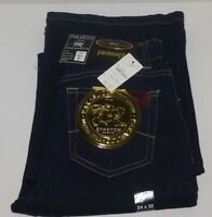 Parasuco Jeans Coupe Extreme Fit Ladies Hipster /flare Legs 24 X 32 Mid Rise