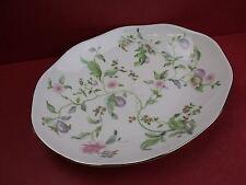 Wedgwood, Sweet Plum, Large Oval Dish (New)