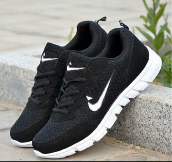 NEW Fashion Men's Breathable Walking Sport Shoes Casual Sneakers Running shoes S