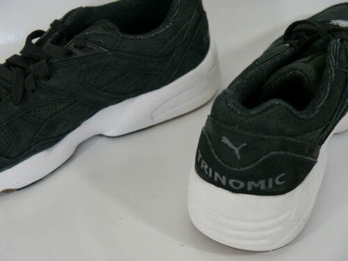 Baskets En Cuir Uk 9 Homme 42 Perforé 8 Eur Us Noir Puma OHdqwO
