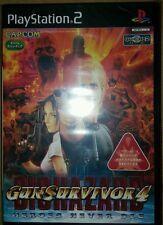 Gun Survivor 4: Bio Hazard Japan Import (Sony PlayStation 2, 2002)