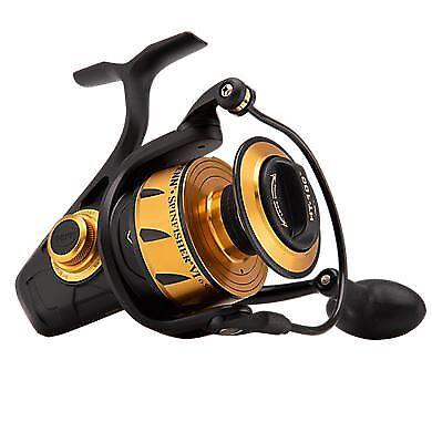 Penn Spinfisher Spinfisher Spinfisher VI SSVI 6500 / Fishing Reel d3627d
