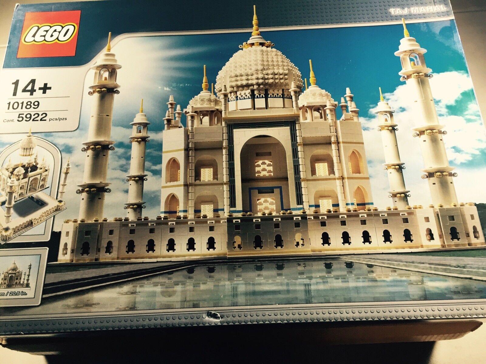 Lego Creator Taj Mahal 10189 Set Sealed Bre nuovo  Never Opened  economico