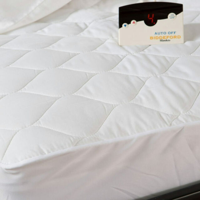 Biddeford 5304 9051128 100m Quilted Sherpa Electric Heated