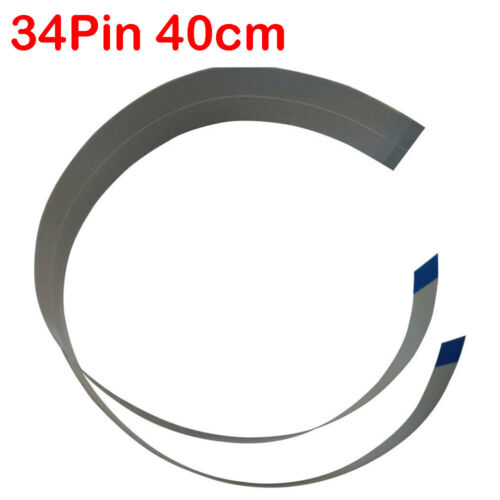 1Pc 34pin 40cm DX7 Printhead Data Cable for Epson DX7 Eco-solvent Inkjet Printer