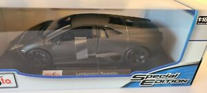 Nuevo-en-Caja-Escala-1-18-Maisto-Edicion-Especial-Lamborghini-Reventon