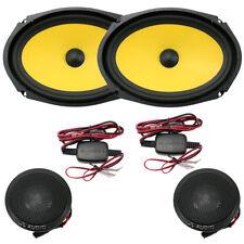 JL Audio C1-690 6x9 Inch 2-way Component Speaker System