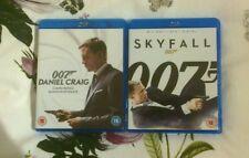 Casino Royale, Quantum Of Solace & Skyfall (Triple Play) Blu Rays
