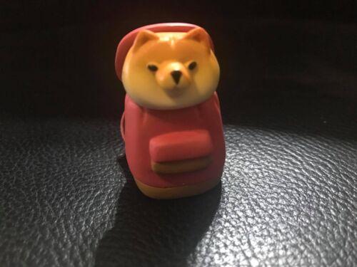 Stasto Shiba inu Akita Inu  Dog PVC Mini Figure Figurine Model G