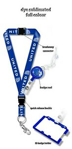 United-Airlines-BLUE-Lanyard